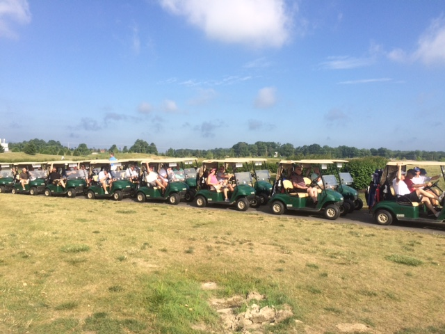 Golf Outing Raises Thousands to Cure Diabetes