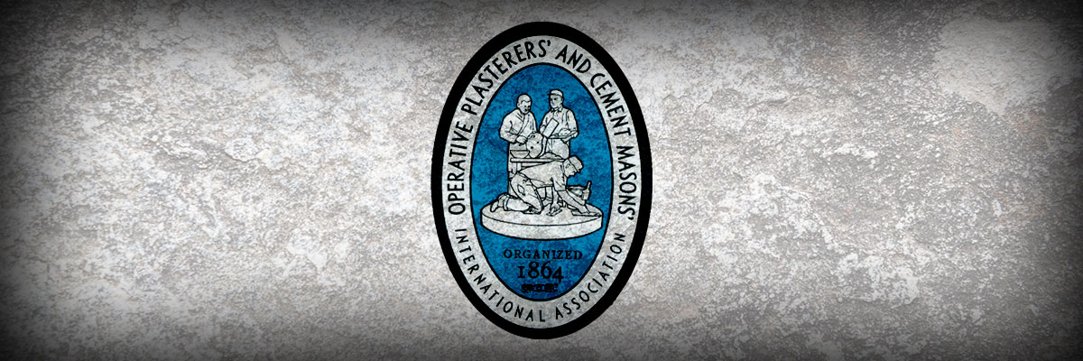 Cement Masons & Plasterers OP & CMIA Ohio Local 132