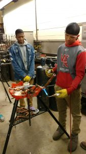 Walnut Ridge Students visit Plumbers and Pipefitters Local 189