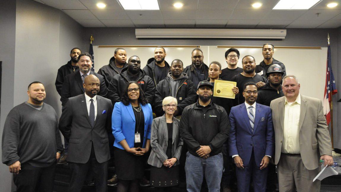 Building Futures celebrates third graduating class