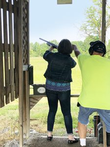 Proceeds from the Third Annual Clay Shoot benefited D.A.D.'s Day.