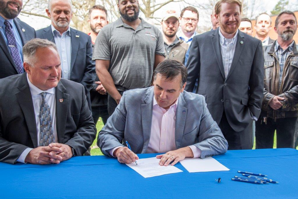 City of Columbus Signs Third Community Benefits Agreement for Linden Park