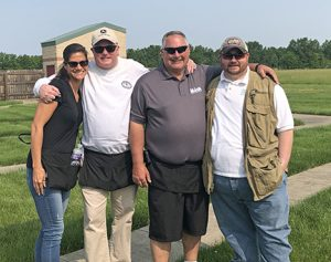 D.A.D.'s Day Clay Shoot