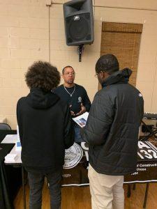 Columbus Building Trades Apprenticeship Fair