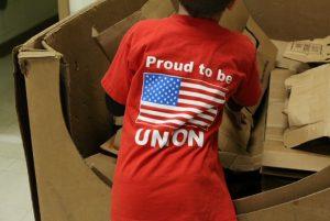 Christmas Cares-Union Shares