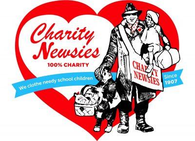 Columbus/Central Ohio Building Trades Members Volunteer as Charity Newsies
