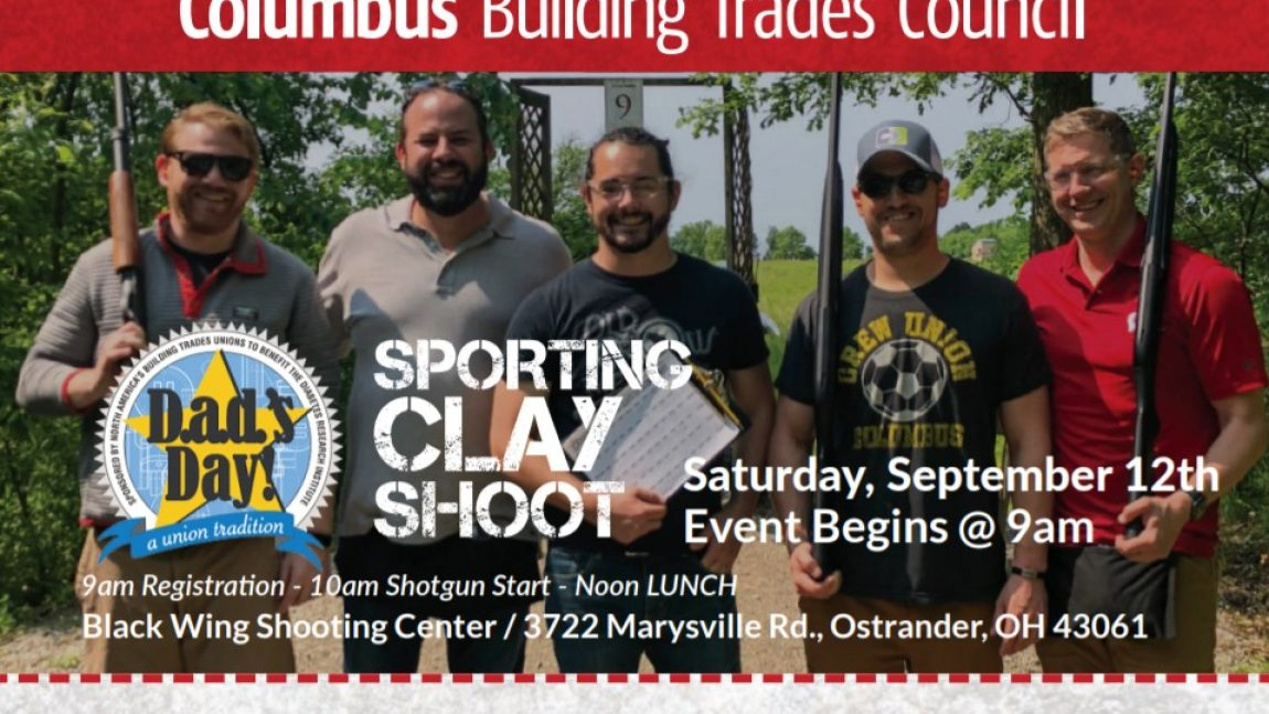 Annual D.A.D.'s Day sporting clay shoot pushed back to Sept. 12