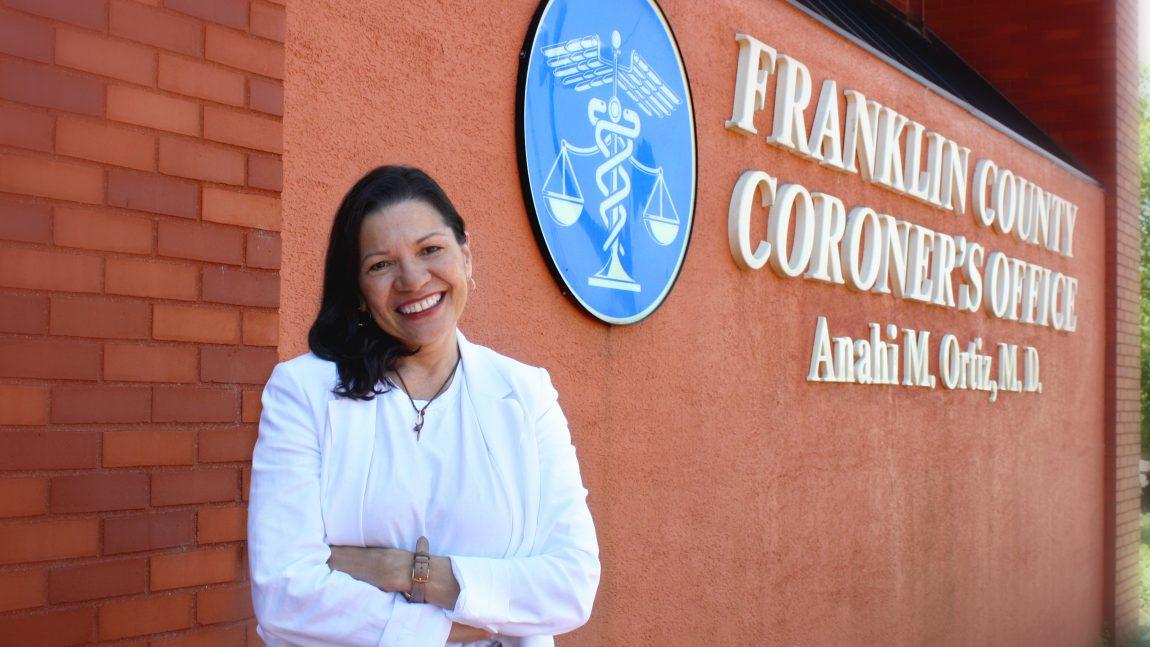 C/COBCTC Endorses Franklin County Coroner Dr. Anahi Ortiz