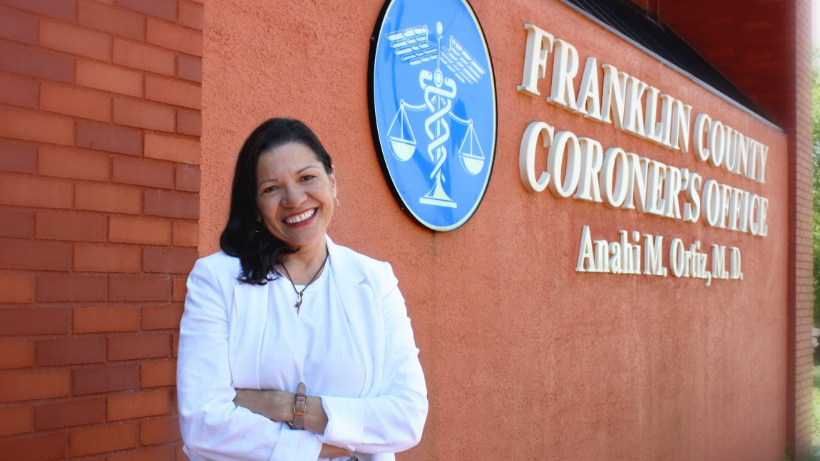 C/COBCTC Endorses Franklin County Coroner Dr. Anahi Ortiz