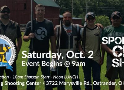 Annual D.A.D.'s Day Clay Shoot Set For Oct. 2